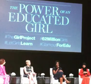 The Power of An Educated Girl Presentation